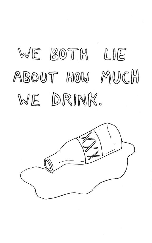 we both lie