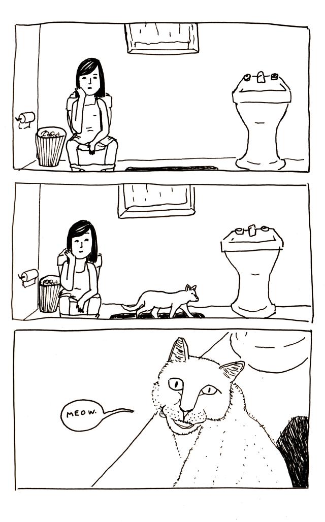 kitty piss